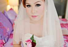 The Wedding of Naomi & Frenky by TEMPHOTOWORKS