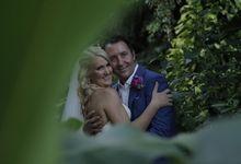 Agnes & Charles by Bali Exotic Wedding Organizer