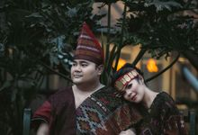 Prewedding Flora & Ray by airwantyanto project