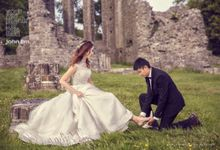 IRELAND Pre-Wedding Photography by John Lim by John Lim Photography