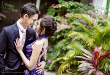 PRE-WEDDING OF  Chris & Valerie by John Lim Photography