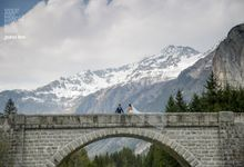 SWITZERLAND  Pre-Wedding Photography by John Lim by John Lim Photography