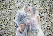 With Kids & Already Married - The Bernabe Nuptials by Pol Espino Photography