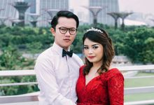 Singapore Prewedding Desy & Dipta by airwantyanto project