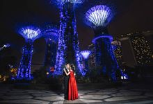 Singapore Prewedding Ema & Bobby by airwantyanto project