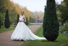 Bridal Spring 2017 by Catherine Cavilte