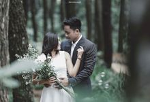 Prewedding Rani & Anggi by airwantyanto project
