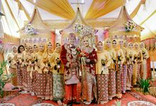 Minang Wedding Wyke & Rifan by airwantyanto project