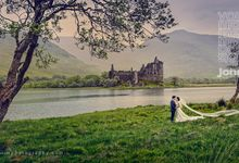 SCOTLAND  Pre-Wedding Photography by John Lim by John Lim Photography