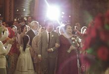 The Wedding of Annisa & Bayu by Bantu Manten wedding Planner and Organizer