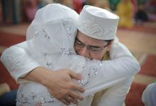 Wedding of Deny & Aashif by Derzia Photolab