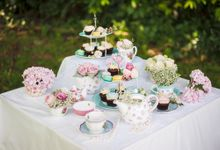 English Tea Party Styled Photoshoot by oolphoto