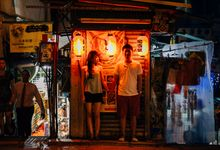 Berri & Desiana - Pre wedding in Hong Kong by Snap Story Pictures