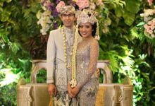 ANNISSA & DAVID by Promessa Weddings