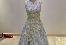 Bertha Evening Gown by Peivy