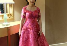Mother Of the Groom from Quinie and Agus Wedding by Peivy