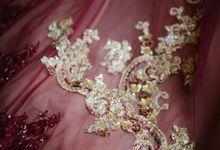 Ajeng & Ega Wedding Reception at JW Marriot by AKSA Creative
