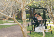 Andrew & Christina Pre Wedding by Amanda Cheong~Make-up Artist