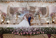 BOBY & OLIVIA WEDDING by AMITIE Bridal Accessories