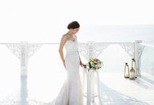 RYAN & MELYANA WEDDING by AMITIE Bridal Accessories
