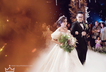 BERNARD & FAMILIA WEDDING by AMITIE Bridal Accessories