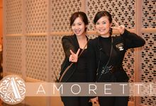 Herry & Henny Engagement Sangjit Day by Amoretti Wedding Planner