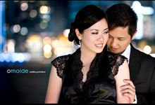 Engagement / pre-wedding collection by Omoide Portraiture