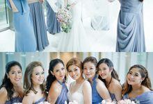 wedding of  Pey by Albert Kurniawan