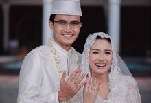 Icha & Rio Wedding  by Anggi Asmara