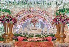 The Wedding of Jonathan & Ferliza by Arlia Design