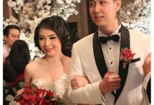 The Wedding Of Ryan & Justina by David Entertainment