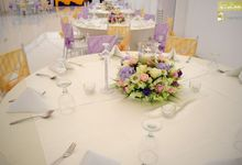Atilano Wedding by Bearland Paradise Resort - Casa Blanca Convention Hall