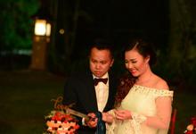 Intimate Garden Wedding at Sanur Bali by AVAVI BALI WEDDINGS