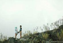 Prewedding Pingkan & Faris by colorful photo cinema