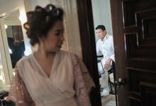 Meldea & Ian wedding by Ayen Carmona Make Up Artist