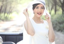 Bali Prewedding Of Andarias And Dian by Precious Make Up