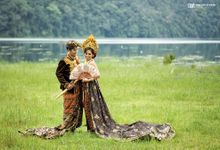 Modern-Traditional Balinese Prewedding by Dream Studio Photoworks