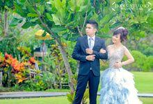 Bali Prewedding Ester + Yura by Javas