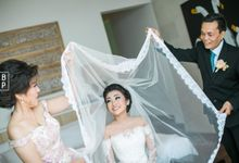 Anton & Felicia Fairy tale wedding by Varawedding