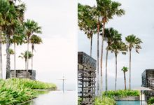 Bali Wedding at Alila Uluwatu by Gusmank Wedding Photography