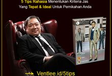 Vincent Lee - Owner n CEO Ventlee by Ventlee Groom Centre