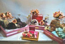 Pink Suede Series by Seserahan & Sangjit by Sentra Bunga