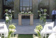Simple Decorations by d'Oasis Florist & Decoration