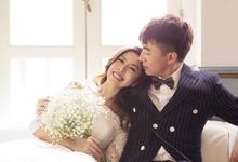 Studio Pre-Wedding Shoot by Memoire & Co