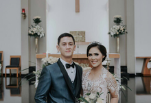 Mutia & Tyo by bright Event & Wedding Planner