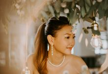 Bride Story Styled Shoot by Susan Beauty Artistry