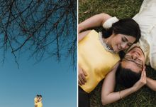 David & Angeline - Pre wedding in Bali by Snap Story Pictures