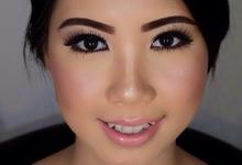 Bridal Makeup Dessy by Celeste