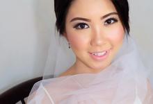Bridal Makeup for Desi part II by Celeste