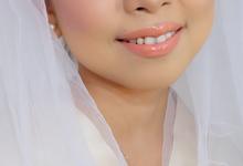 Bridal Makeup for Melinda ❤️ by Celeste